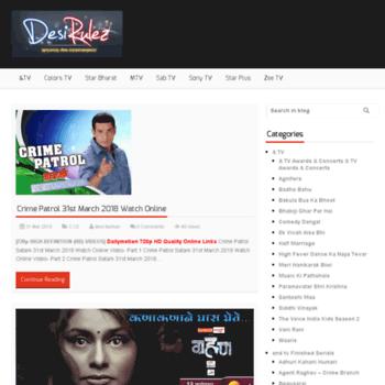 Hindi serial online desirulez | s3 amazonaws com : DesiRulez  2019-02-26