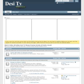 Desitv.com.pk thumbnail