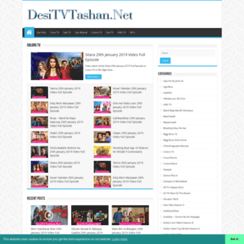 desitvtashan net at WI  DesiTvTashan Hindi TV Serials Watch