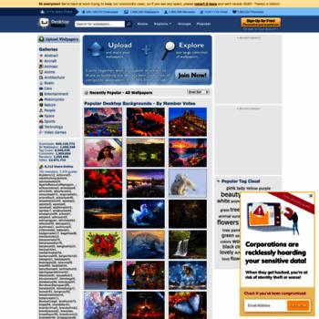 desktopnexus.com at WI. Desktop Nexus