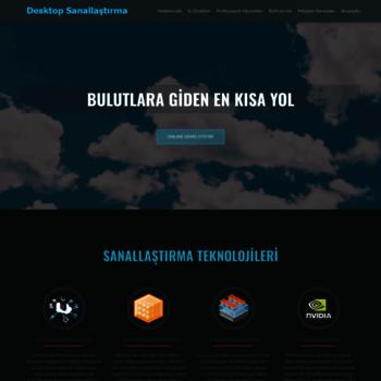 Desktopsanallastirma.net thumbnail