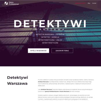 Detektywi-warszawa.pl thumbnail