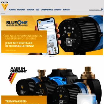 Deutsche-vortex.de thumbnail