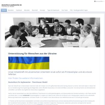 Deutschkurs-asylbewerber.de thumbnail
