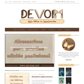 Devoim.net thumbnail