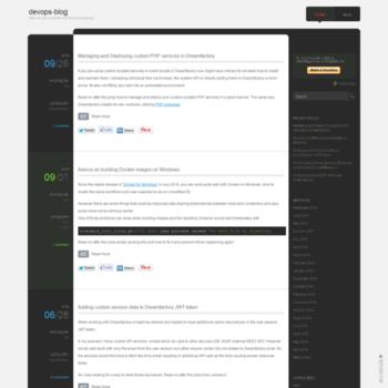 Devops-blog.net thumbnail