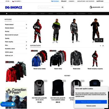 7af5b01560 dg-shop.cz at WI. Pánská a dámská móda - DG-SHOP.CZ