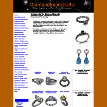 Diamondexperts.biz thumbnail