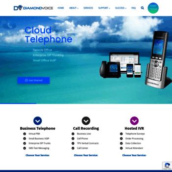 Diamondvoice.net thumbnail