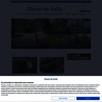 Diariodeavila.es thumbnail