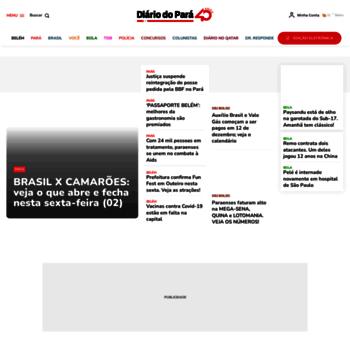 Diariodopara.com.br thumbnail