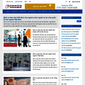 Dichvuvisa.net.vn thumbnail