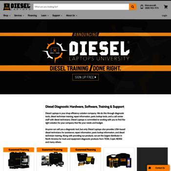 diesellaptops com at WI  Diesel Diagnostics Software for Commercial