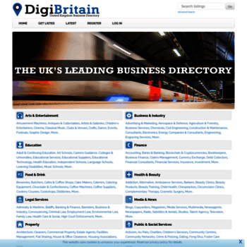 Digibritain.co.uk thumbnail