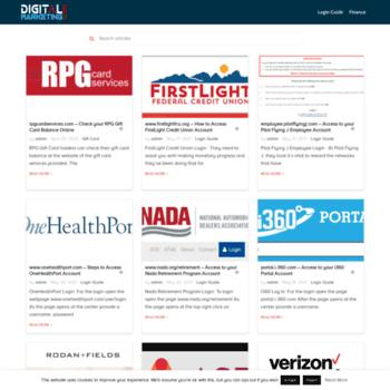 Digitalmarketingnews.co thumbnail