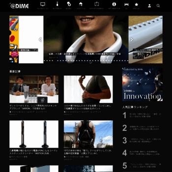 Dime.jp thumbnail