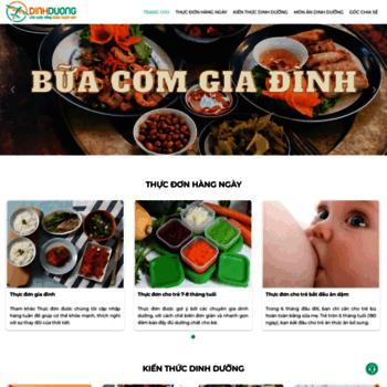 Dinhduong.com.vn thumbnail