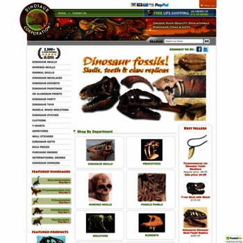 Dinosaurcorporation.com thumbnail