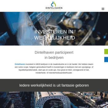 Dintelhaven.nl thumbnail
