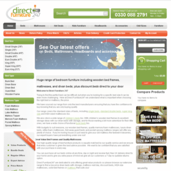 Directfurniture247.co.uk thumbnail