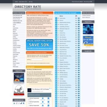 Directoryrate.com thumbnail