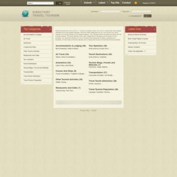Directorytraveltourism.com thumbnail