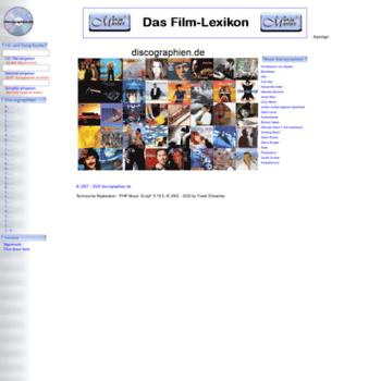 Discographien.de thumbnail