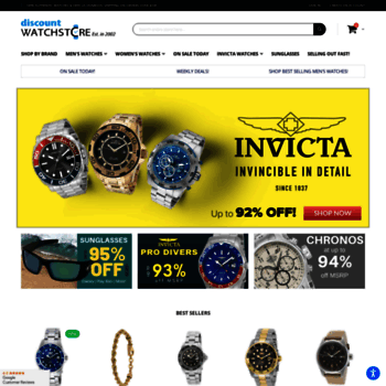 Discountwatchstore Com At Wi Buy Discount Watches Cheap