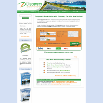 Discovery-carhire.co.nz thumbnail