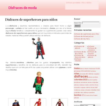 Disfracesdemoda.net thumbnail