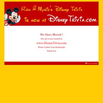Disneytrivia.net thumbnail