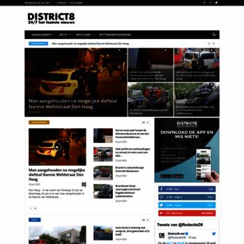 District8.net thumbnail