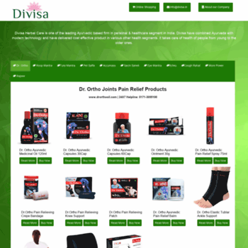 Divisa.co.in thumbnail