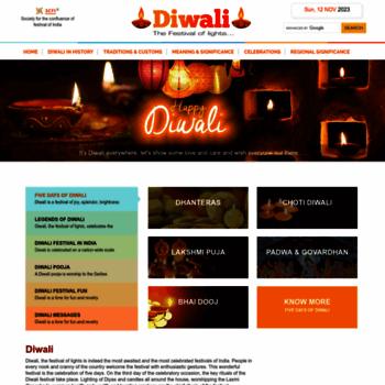 Diwalifestival.org thumbnail