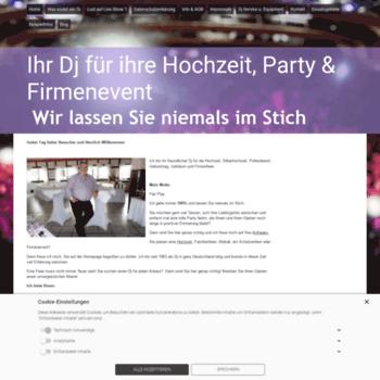 Dj-hochzeiten-partys.de thumbnail