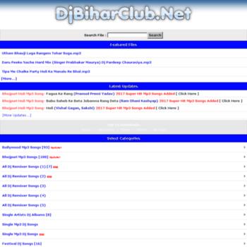 Djbiharclub.net thumbnail