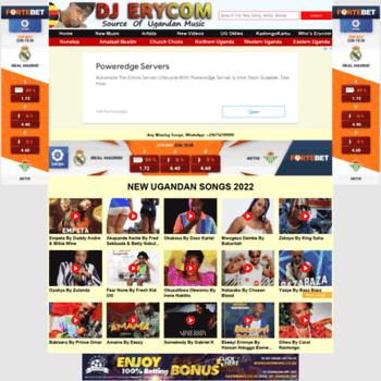 djerycom com at WI  Download Ugandan Music 2019 | Top