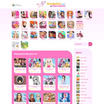 Besplatne online igre za djevojke