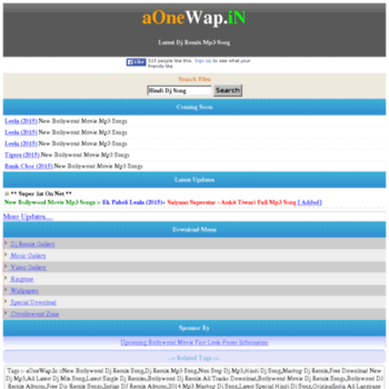 djsyk in at WI  aOneWap iN™ :: Bollywood Movies Mp3 Songs