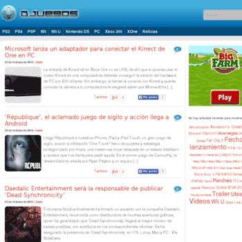 Djuegos.com.ar thumbnail