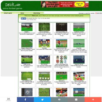 Dkick.net thumbnail