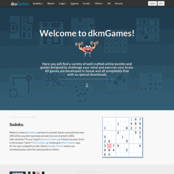 Dkmsoftware Com At Wi Dkm Games Home Page