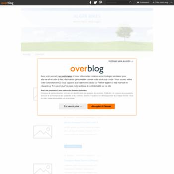 Веб сайт dobacktingbir.over-blog.com