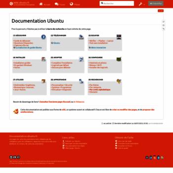 Doc.ubuntu-fr.org thumbnail