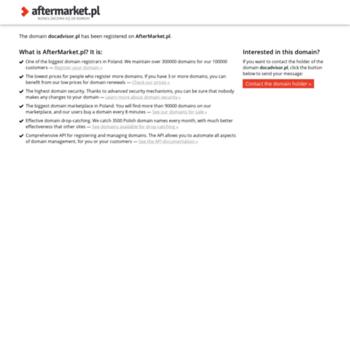 Docadvisor.pl thumbnail