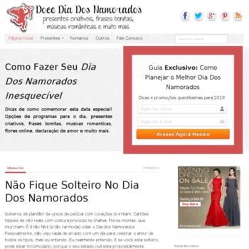 Docediadosnamorados.com.br thumbnail