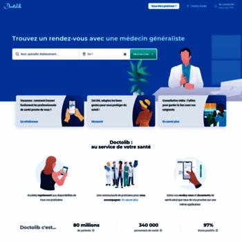 Doctolib.fr thumbnail