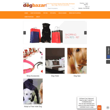 Dogbazar.org thumbnail
