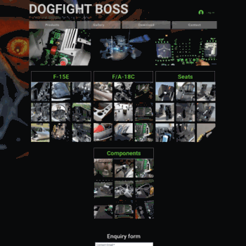 dogfightboss com at WI  Cockpits | F/A-18 | Ejection seats