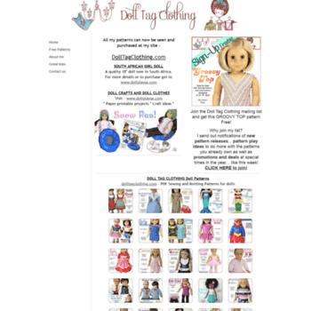 Dolltagclothing.yolasite.com thumbnail